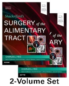 Shackelford S Surgery Of The Alimentary Tract 2 9780323402323