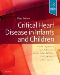 Critical Heart Disease In Infants And Children 9781455707607