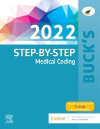Buck's Step-by-Step Medical Coding, 2022 Edition