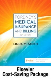 Fordney's Medical Insurance and Billing - Text and MIO package