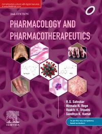 Pharmacology and Pharmacotherapeutics, 26e