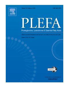 Prostaglandins, Leukotrienes & Essential Fatty Acids
