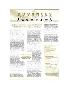 Advances in Small Animal Medicine and Surgery