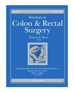 Seminars in Colon and Rectal Surgery
