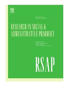 Research in Social and Administrative Pharmacy