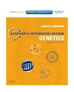 Elsevier's Integrated Review Genetics - Inkling Enhanced E-Book