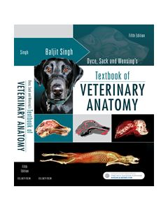 Dyce  Sack  and Wensing's Textbook of Veterinary Anatomy