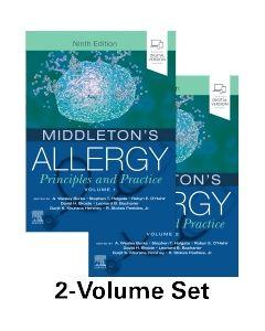 Middleton's Allergy 2-Volume Set