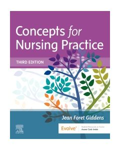 Concepts for Nursing Practice (with eBook Access on VitalSource)
