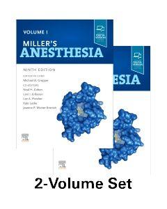 Miller's Anesthesia  2-Volume Set