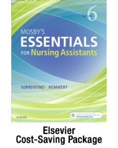 Mosby's Essentials for Nursing Assistants - Text  Workbook  and Clinical Skills package