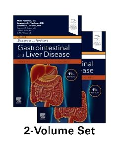 Sleisenger and Fordtran's Gastrointestinal and Liver Disease- 2 Volume Set