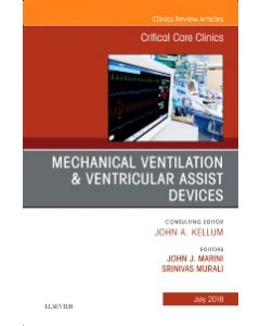 Mechanical Ventilation/Ventricular Assist Devices  An Issue of Critical Care Clinics