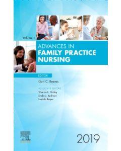 Advances in Family Practice Nursing  2019