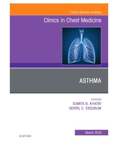 Asthma  An Issue of Clinics in Chest Medicine