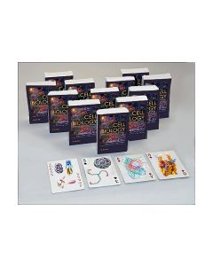 Cell Biology Playing Cards