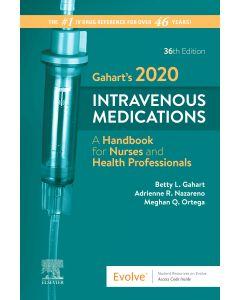 Gahart's 2020 Intravenous Medications