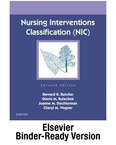Nursing Interventions Classification (NIC) - Binder Ready