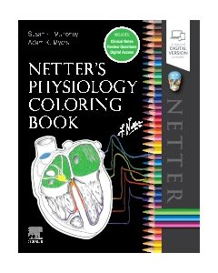 Netter's Physiology Coloring Book