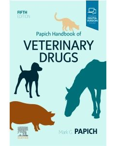 Papich Handbook of Veterinary Drugs