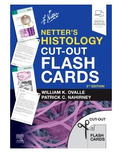 Netter's Histology Cut-Out Flash Cards