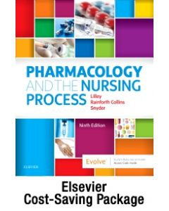 Pharmacology Online for Pharmacology and the Nursing Process (Access Code and Textbook Package)