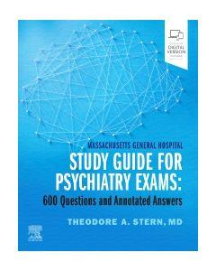 Massachusetts General Hospital Study Guide for Psychiatry Exams