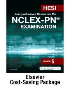HESI/NCLEX Student Preparation Package for PN: eBook on VitalSource and Online Review 2e Retail Card