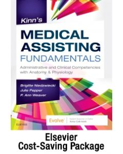 Niedzwiecki et al: Kinn's Medical Assisting Fundamentals Text and Study Guide and SimChart for the Medical Office 2020 Edition