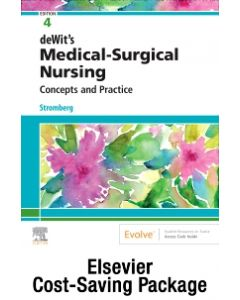 Medical-Surgical Nursing Text and Study Guide Package