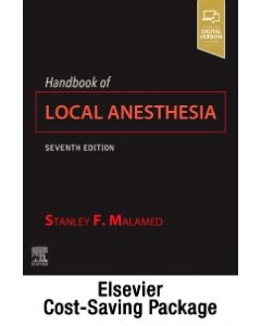 Handbook of Local Anesthesia and Videos(AC) 3e Package