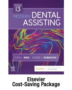 Modern Dental Assisting - Text, Workbook, and Boyd: Dental Instruments, 7e Package