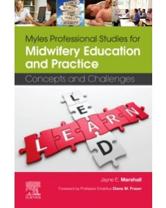 Myles Professional Studies for Midwifery Education and Practice