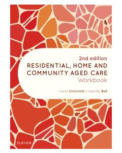 Residential  Home and Community Aged Care Workbook