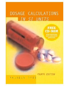 Dosage Calculations in SI Units
