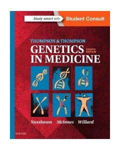Thompson & Thompson Genetics in Medicine