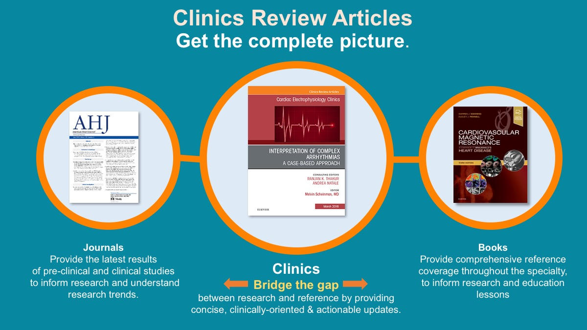 Clinics Review Articles, get the complete picture.